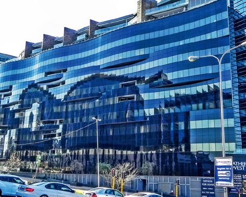 南非 桑顿大厦办公中心